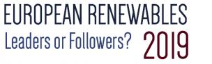 European Renewables: Leaders or Followers? Focus Day 2019